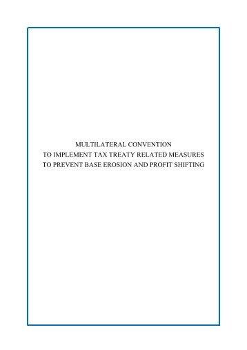 base erosion and profit shifting pdf