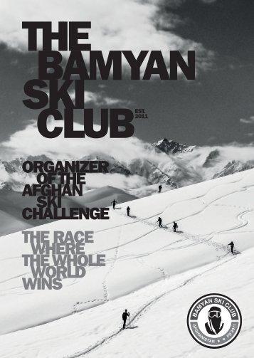 The Bamyan Ski Club