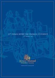 Jersey Mutual Report & Accounts 2016