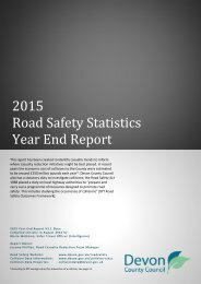 Injury road traffic collision statistics quality report - Police