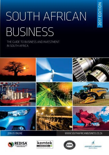 South African Business 2017 edition