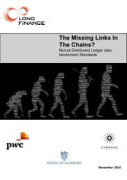 The Missing Links In The Chains?