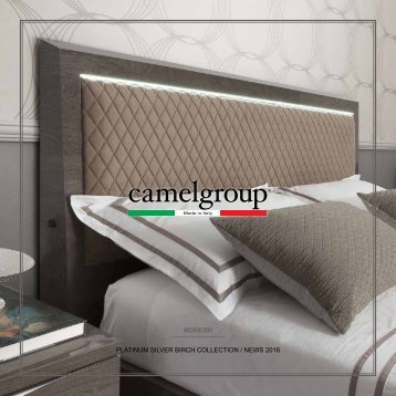 Modern Platinum Night Camelgroup