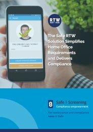 Safe Screening - RTW