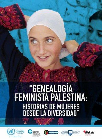 FEMINISTA PALESTINA