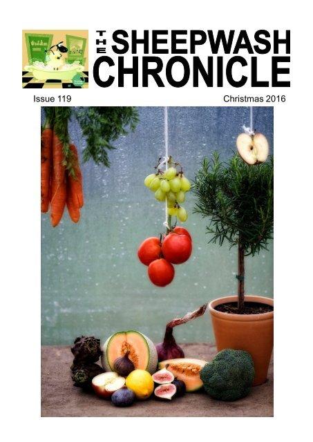 Sheepwash Chronicle Christmas 2016 edition
