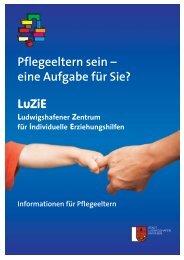 Pflegeeltern sein - Stadt Ludwigshafen am Rhein