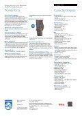 Philips Casque stéréo avec micro Bluetooth - Fiche Produit - FRA - Page 2