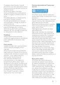 Philips GoGEAR Baladeur MP3 - Mode d'emploi - POL - Page 4