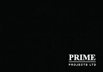 Prime Projects Brochure