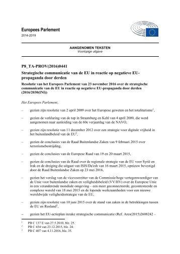 EUpropaganda