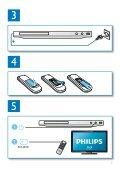 Philips Lecteur Blu-ray / DVD - Mode d'emploi - HUN - Page 5