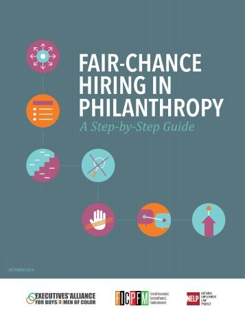 HIRING IN PHILANTHROPY