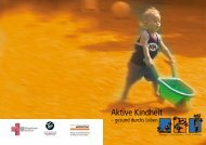 Aktive Kindheit - Children on the Move