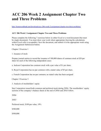 chapter 1 assignment acc 604 Acc 610 week 1 assignment chapter 1  question 40 (bart and roland real estate) research problem 1 (locate the following cited items and give a brief description of the topic or opinion in the item.