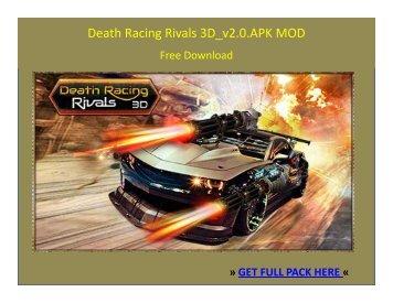 Death Racing Rivals 3D_v2.0.APK MOD FREE DOWNLOAD