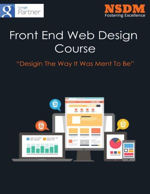 Front End Design