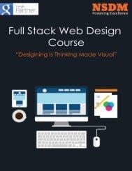 Full Stack Web Design