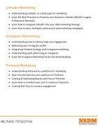 Social Media Marketing - Page 3