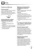 Sony VPCF12Z1E - VPCF12Z1E Guida alla risoluzione dei problemi Turco - Page 3