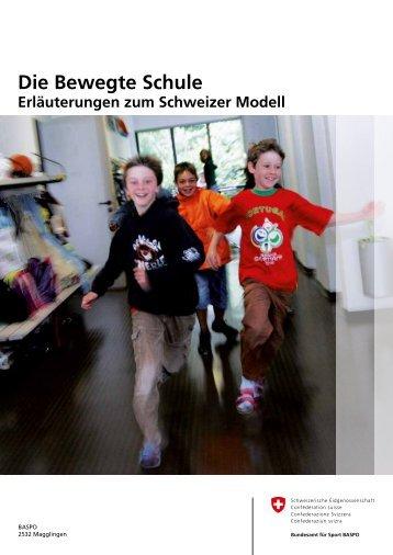 Die Bewegte Schule - Schule bewegt