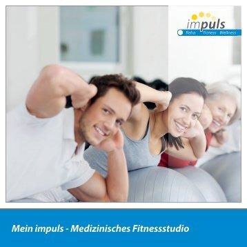 Mein impuls - Medizinisches Fitnessstudio