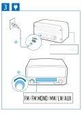 Philips Radio Vintage - Mode d'emploi - TUR - Page 4