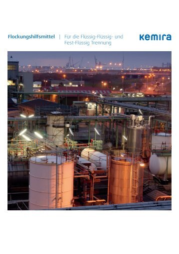 Polymere - Kemira