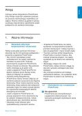 Philips Cadre Photo - Mode d'emploi - POL - Page 5