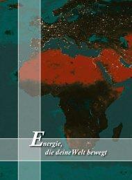 Energie, die deineWelt bewegt - EFDA