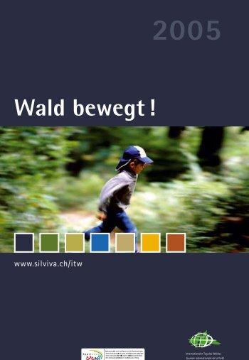 Wald bewegt ! - news.admin.ch