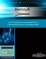 Bernoulli-Frost-and-Sullivan-2016-Award-Report