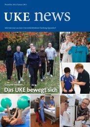 Das UKE bewegt sich - Universitätsklinikum Hamburg-Eppendorf