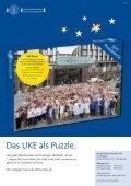 Das UKE bewegt sich - Universitätsklinikum Hamburg-Eppendorf - Seite 2