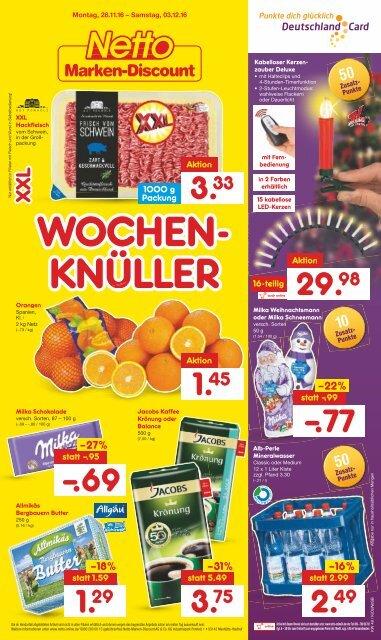 netto marken-discount kw48 prospekt