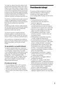 Sony BDP-S1100 - BDP-S1100 Istruzioni per l'uso Sloveno - Page 3