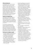 Sony BDP-S1100 - BDP-S1100 Istruzioni per l'uso Sloveno - Page 5