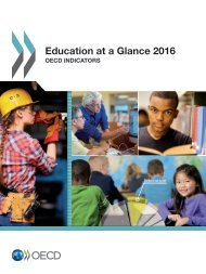 Education at a Glance 2016