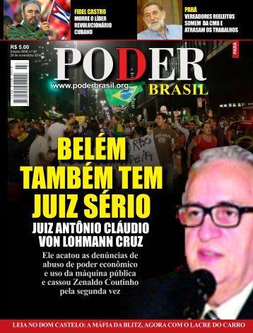 REVISTA PODER BRASIL