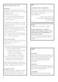 Philips Lecteur de disques Blu-ray - Mode d'emploi - ELL - Page 2