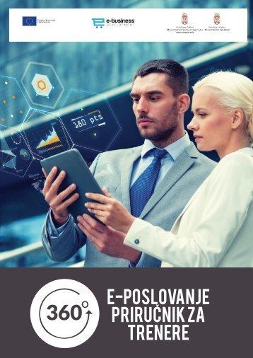 E-POSLOVANJE PRIRUcNIK ZA TRENERE