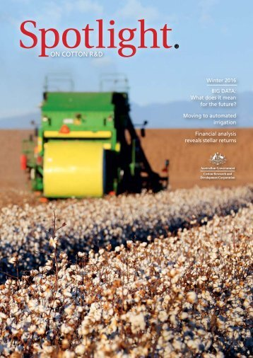 On Cotton R&D