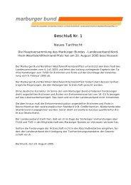 Marburger Bund - Landesverband Hessen
