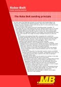 Roba-Belt - MB Maschinenbau - Page 3