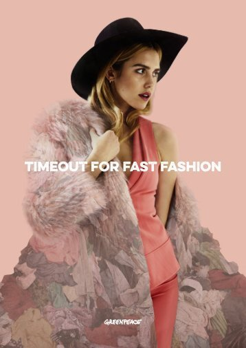 Timeout for fast fashion