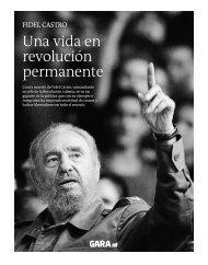Una vida en revolución permanente