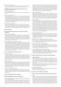 (AGB), Besondere Bedingungen - Seite 2