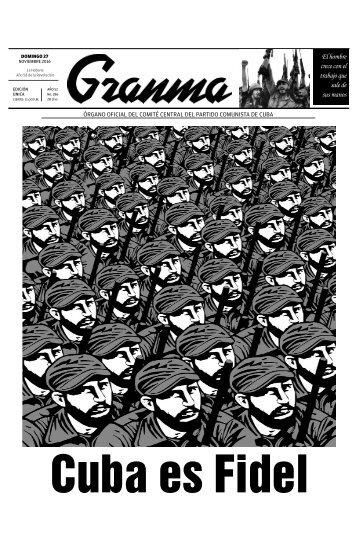 Cuba es Fidel