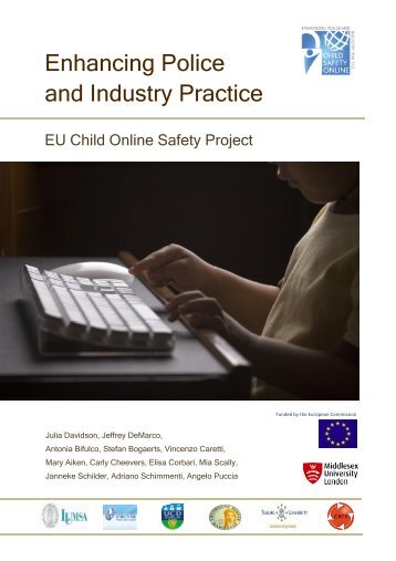 Enhancing Police and Industry Practice