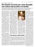 Papa Francisco «Donde nace Dios nace la paz y florece la misericordia» - Page 5